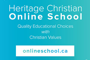 Heritage Christian Online School, Quality Educational Choices with Christian Values